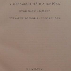 úvod: Jan Čep – CHRÁM SV. VÍTA V OBRAZECH JIŘÍHO JENÍČKA