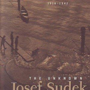 text: Antonín Dufek – JOSEF SUDEK NEZNÁMÝ