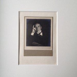 František Drtikol – český herec Eduard Vojan