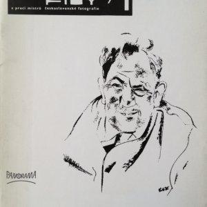 edice profily z prací mistrů české fotografie č.1 – Josef Sudek fotosoubor Panorama