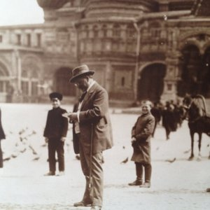Alfons Mucha – Alfons Mucha v Rusku