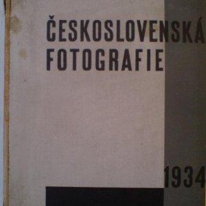 časopis svazu českých fotografů amatérů – Československá fotografie 1934 IV. ročník