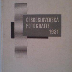 časopis svazu českých fotografů amatérů – Československá fotografie 1931 I. ročník