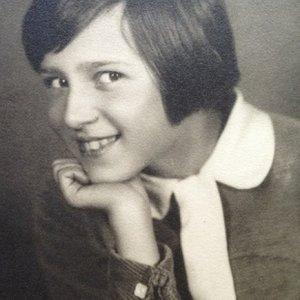 František Drtikol – Ervínka, dcera Františka Drtikola