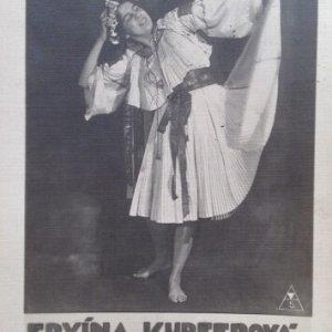František Drtikol – Ervína – slovanský motiv