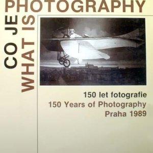 150 let fotografie – Co je fotografie
