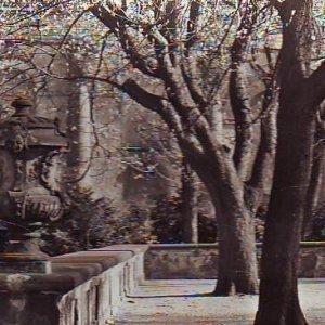 foto Karel Plicka – ROYAL GARDENS OF PRAGUE CASTLE