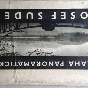 Josef Sudek – 1.1. PRAHA PANORAMATICKÁ