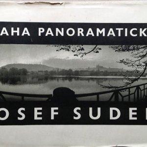 Josef Sudek – 1.2. PRAHA PANORAMATICKÁ