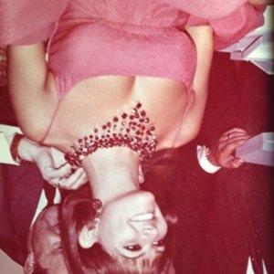60.léta 20.století – Český šperk – herečka Claudia Cardinal !!