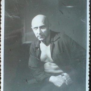 František Drtikol – autoportrét  –  Spořilov 30.léta