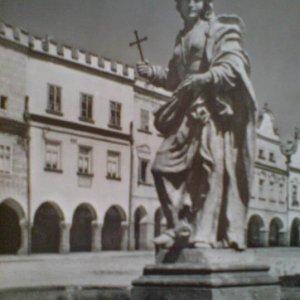 Josef Ehm – Telč, 1953