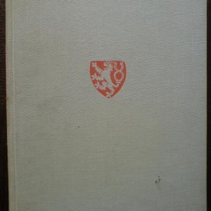 foto Josef Sudek, text R.Rouček – Pražský hrad 1.vydání bez obálky
