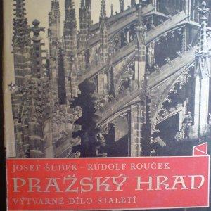 foto Josef Sudek, text R.Rouček – Pražský hrad 1.vydání