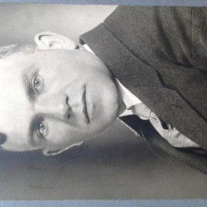 František Drtikol – portrét muže 1926