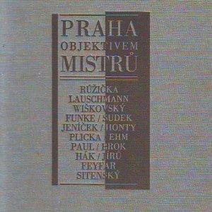 úvod a životopisné údaje: Ludvík Baran – PRAHA OBJEKTIVEM MISTRŮ .