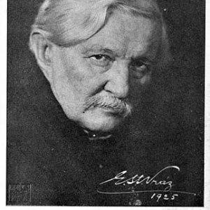 František Drtikol – E. S. Vráz spisovatel