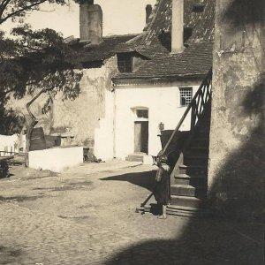František Drtikol – Stará Praha – Ze Sv. Petrské čtvrti