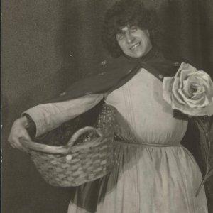 František Drtikol – autoportrét FD v ženském oblečení velmi vzácné!!!!