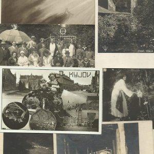 1. František Drtikol – soubor originálních fotografií a pohlednic