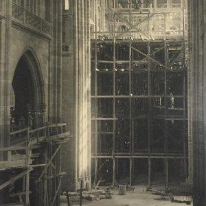 Josef Sudek – Svatý Vít – Dostavba Svatovítského chrámu