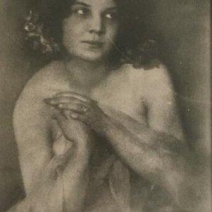 František Drtikol – 1.2. Akt zasněné ženy